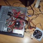 Amikor a számítógép tápegysége meghibásodik, akkor egy külső tápegységről történik az áramellátás